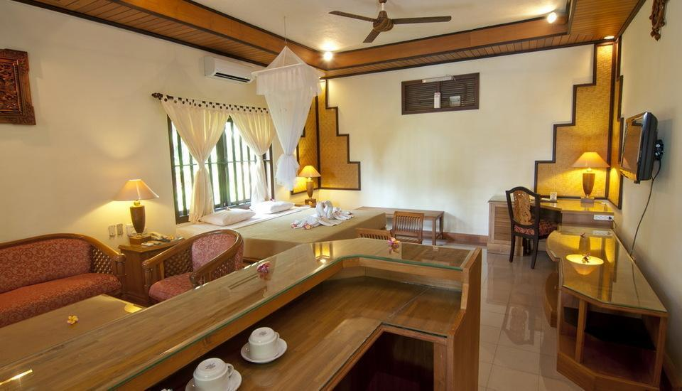 Banyualit Spa & Resort Bali - Villa Bunga Superior Regular Plan