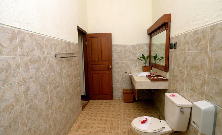Banyualit Spa & Resort Bali - Kamar Mandi