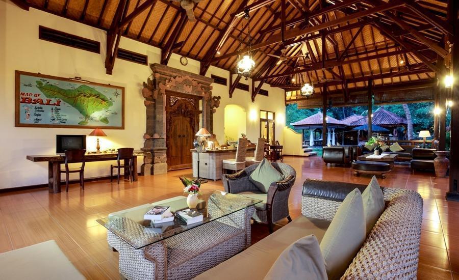 Banyualit Spa & Resort Bali - Lobi