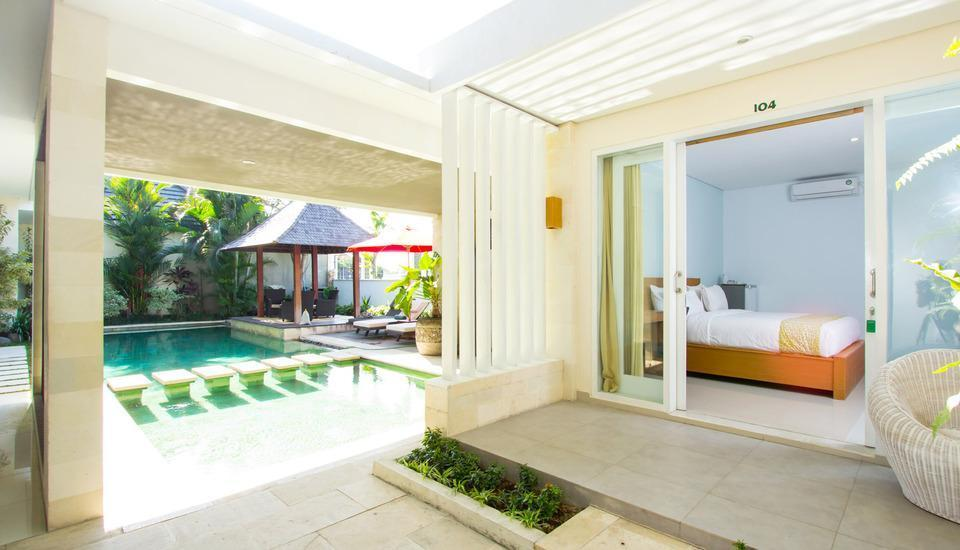 Apple Villa Bali - Suites4 1-kamar tidur