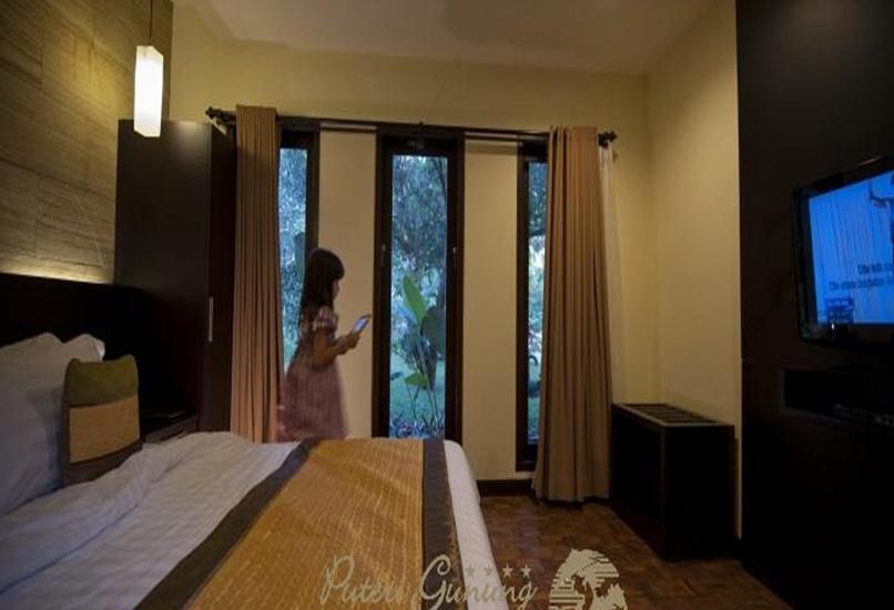 Puteri Gunung Hotel Lembang - Family Suite Room