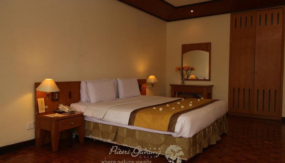 Puteri Gunung Hotel Lembang - Kamar Suite