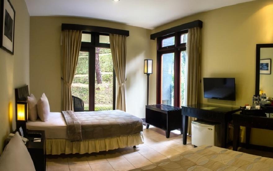 Puteri Gunung Hotel Lembang - Terrace Room Regular Plan