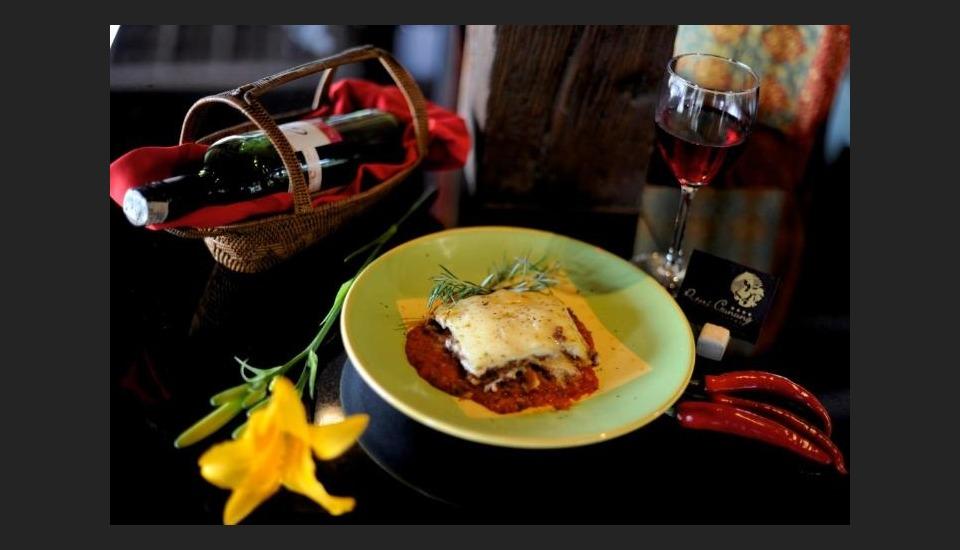 Puteri Gunung Hotel Lembang - Food and Beverages