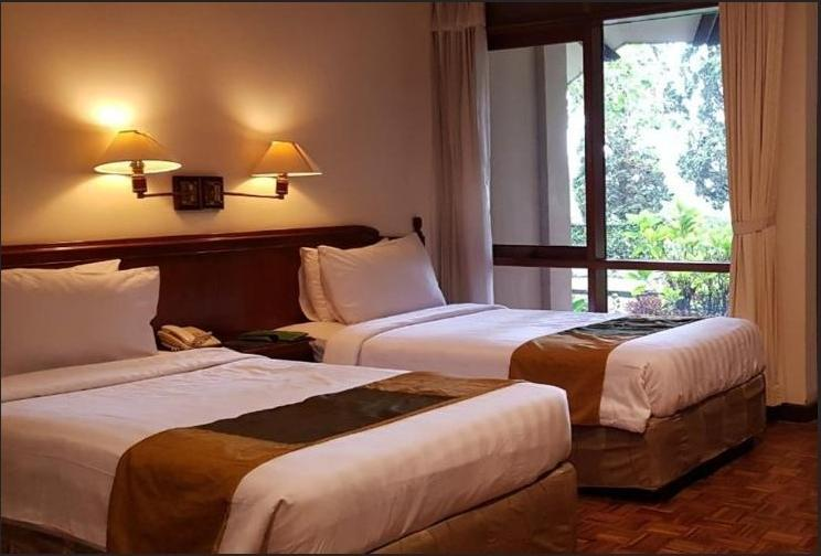 Puteri Gunung Hotel Lembang - Superior Flat Twin
