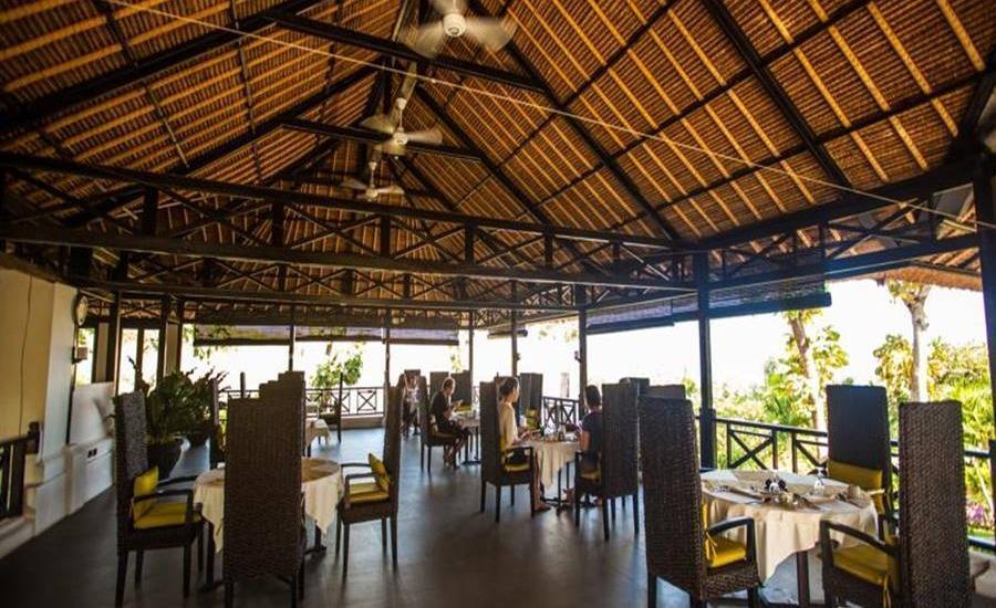 Zen Resort Bali - Ruang makan