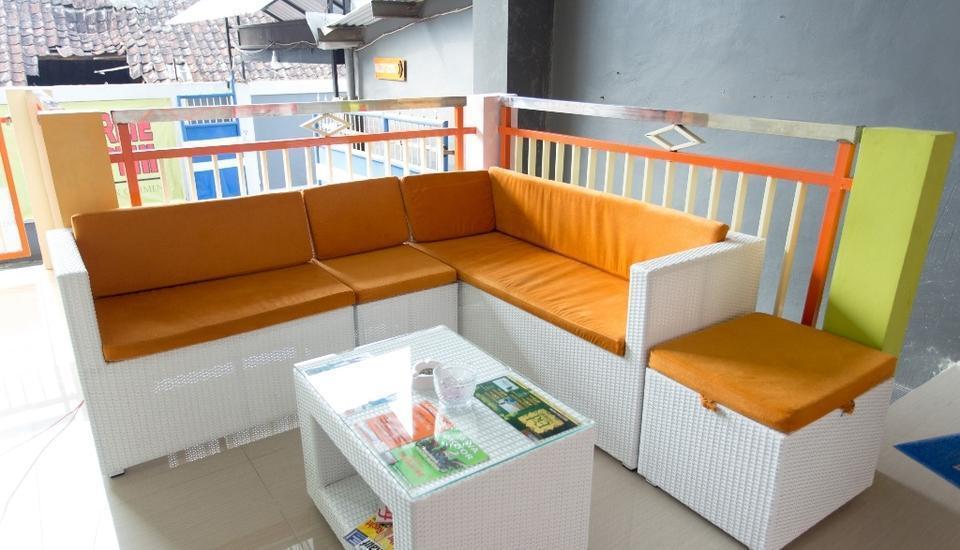 Batuque Town Villa Malang - lobby