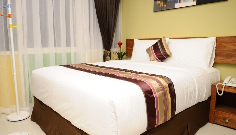 BIZ Boulevard Hotel Manado - Kamar Superior Double