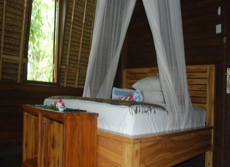 Rigils Lembongan Bungalows Bali - Lumbung Bali with Fan Regular Plan