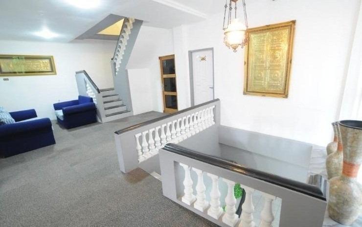 Ananda Hotel Padang - Interior