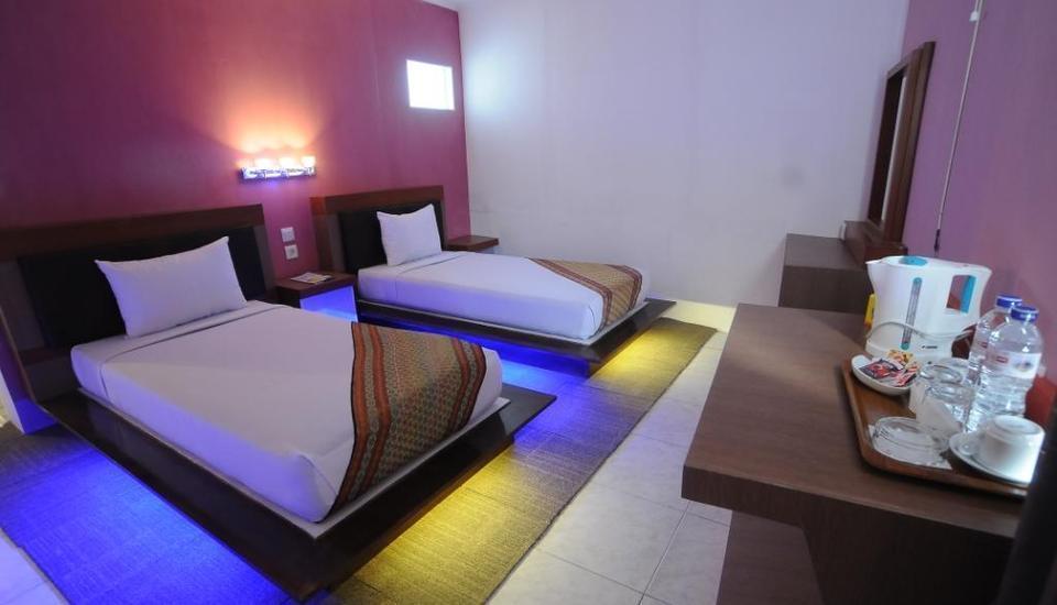 Ananda Hotel Padang - KAMAR 6