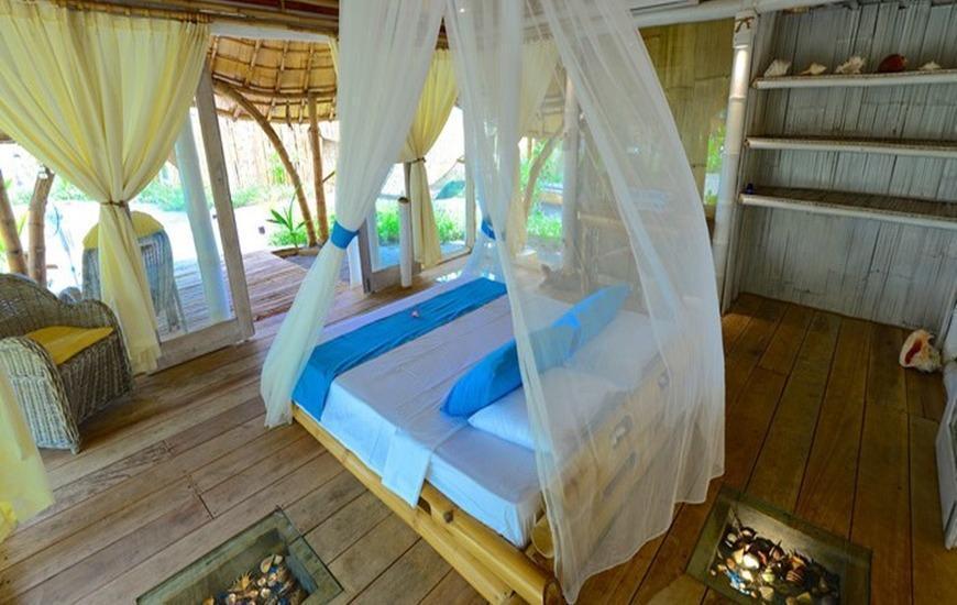 Coconut Garden Beach Resort Maumere - Honeymoon Bungalow Regular Plan