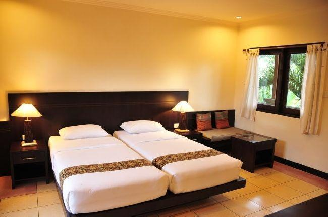 Kakiang Bungalow Bali - Superior Twin  minimum stay 3 night