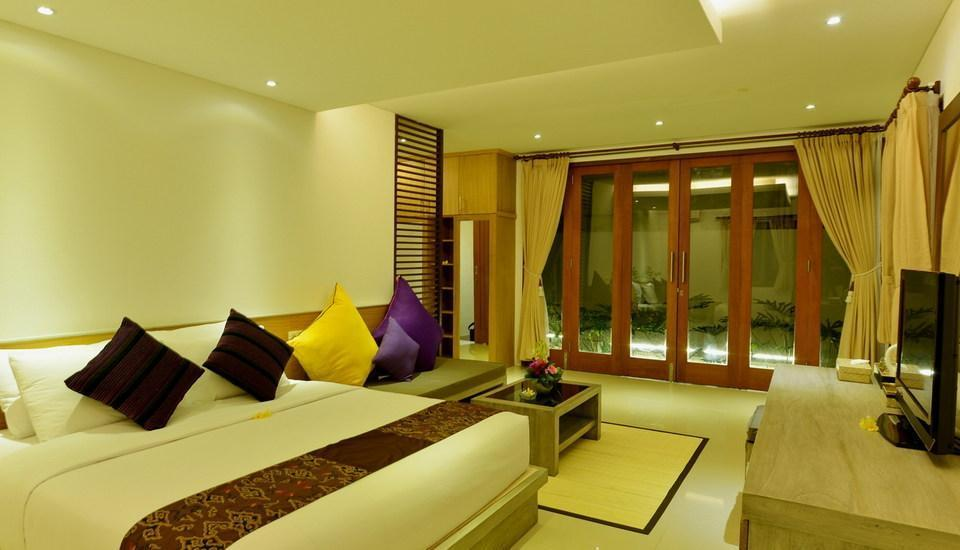 Kakiang Bungalow Bali - Kamar Premier minimum stay 3 night