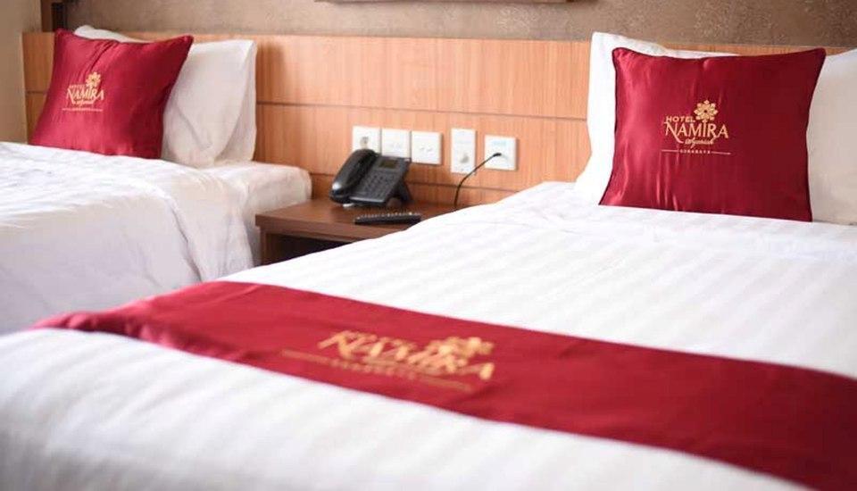 Namira Syariah Surabaya Hotel Surabaya - Twin Bed