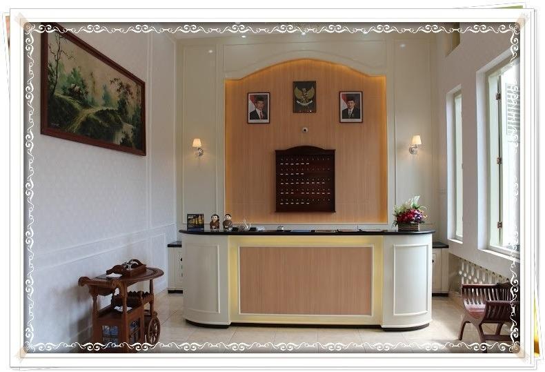 HOTEL BESAR Purwokerto - Resepsionis