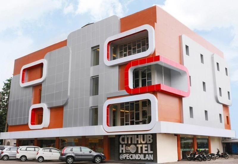 Citihub Hotel At Pecindilan Surabaya