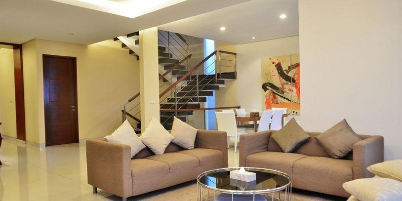 4 BR Pool Villa Dago City View Bandung -