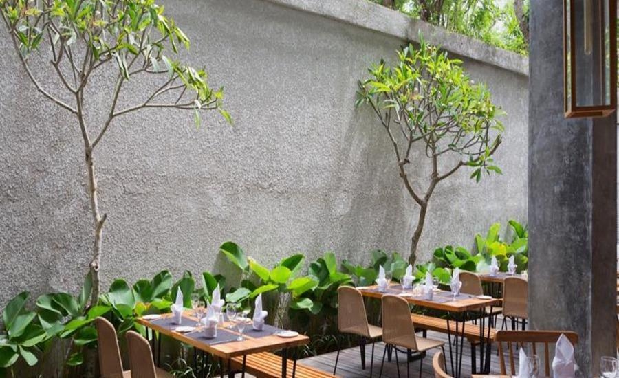 Hideaway Villas Bali Bali - Restoran