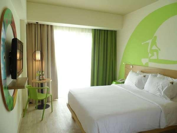 MaxOne Hotels Bukit Jimbaran - Max Happiness Room Dengan Sarapan Nuyear Nuyou Offer