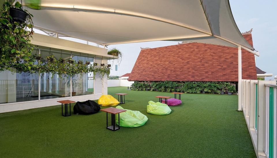 MaxOne Hotels Bukit Jimbaran - Taman