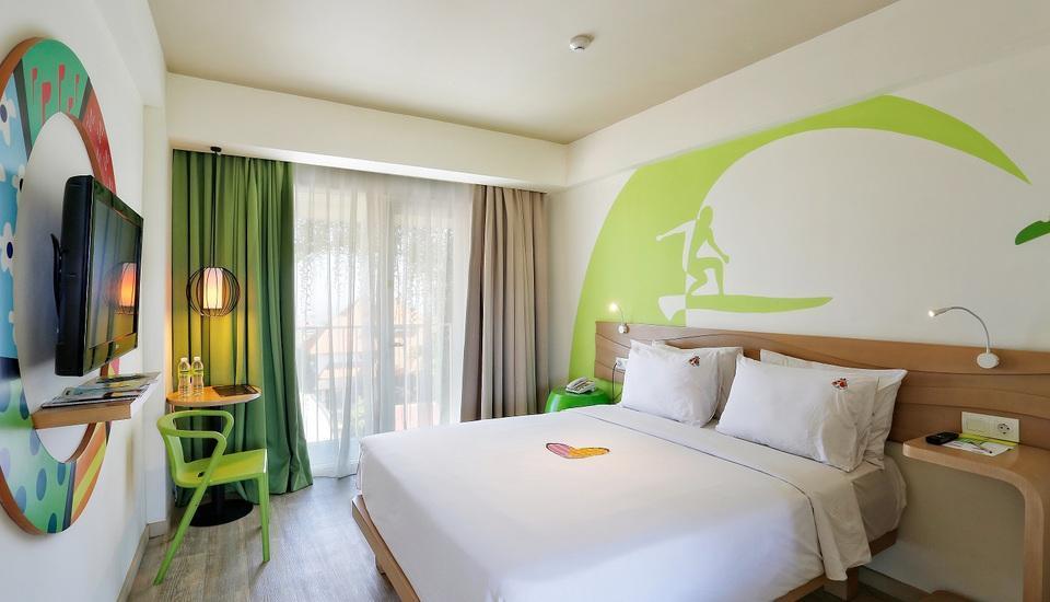 MaxOne Hotels Bukit Jimbaran - Kamar tamu