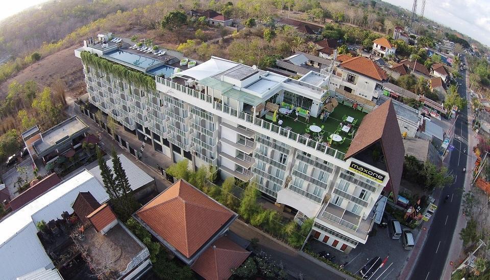 MaxOne Hotels Bukit Jimbaran - Bangunan