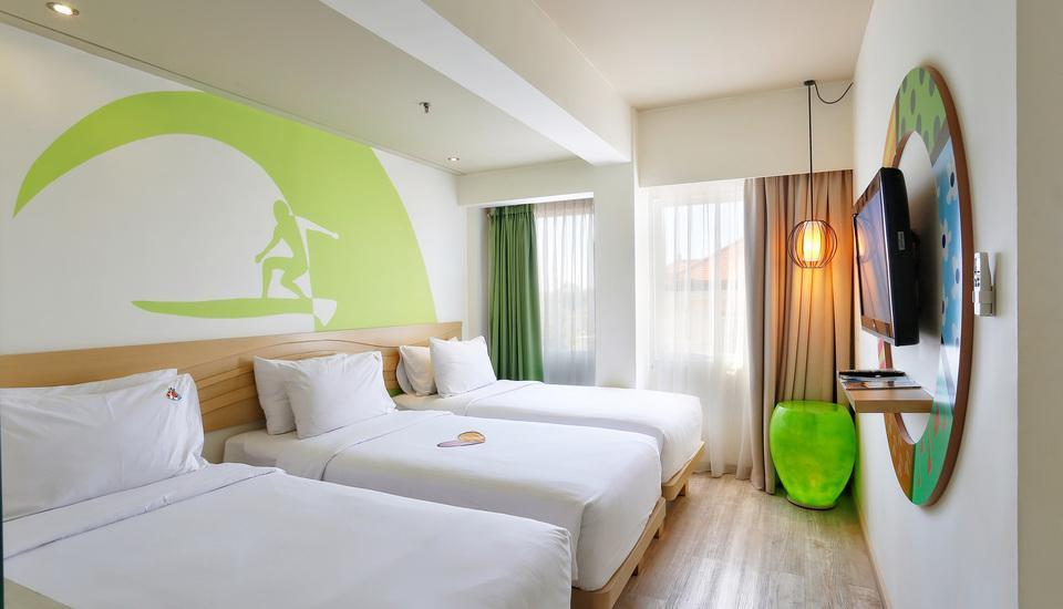 MaxOne Hotels Bukit Jimbaran - Love Room or Family Regular Plan