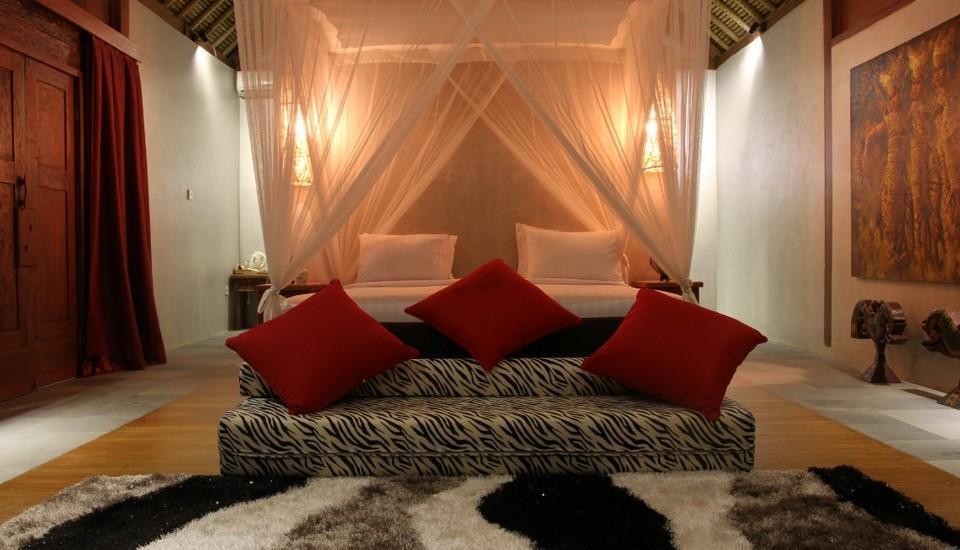 Sapulidi Resort Spa & Gallery Bali - Deluxe Double Regular Plan