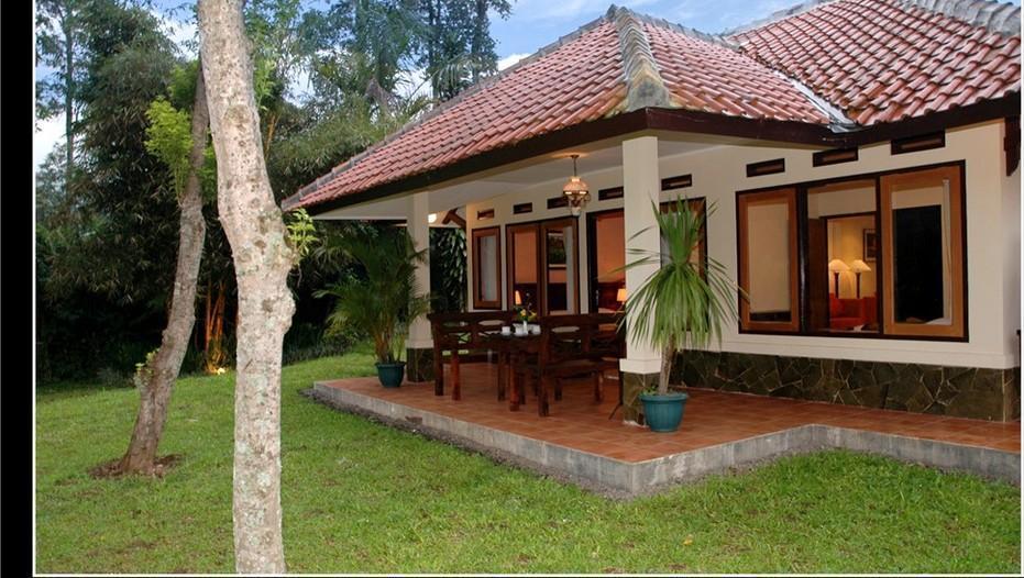 Sari Ater Hotel Subang - Tampilan Luar