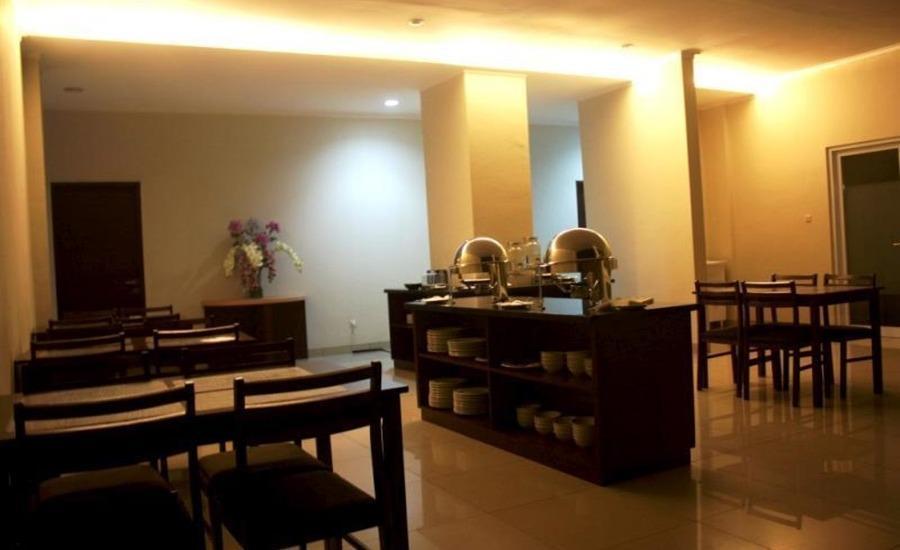 The Eight Hotel Bandung - Restoran