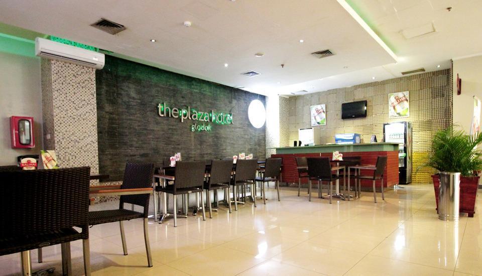 The Plaza Hotel Glodok - Cafe