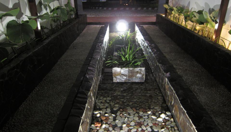 Hotel Banjar Permai Banjarbaru - kolam terapi