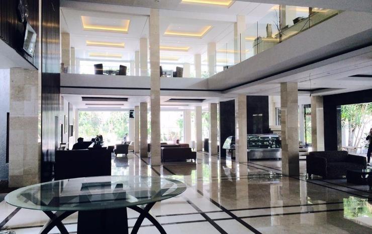 Sheo Resort Hotel Bandung - Lobby