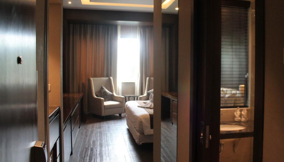 Sheo Resort Hotel Bandung - Room Coridor