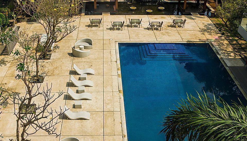 Grand Ardjuna Bandung - Swimming Pool