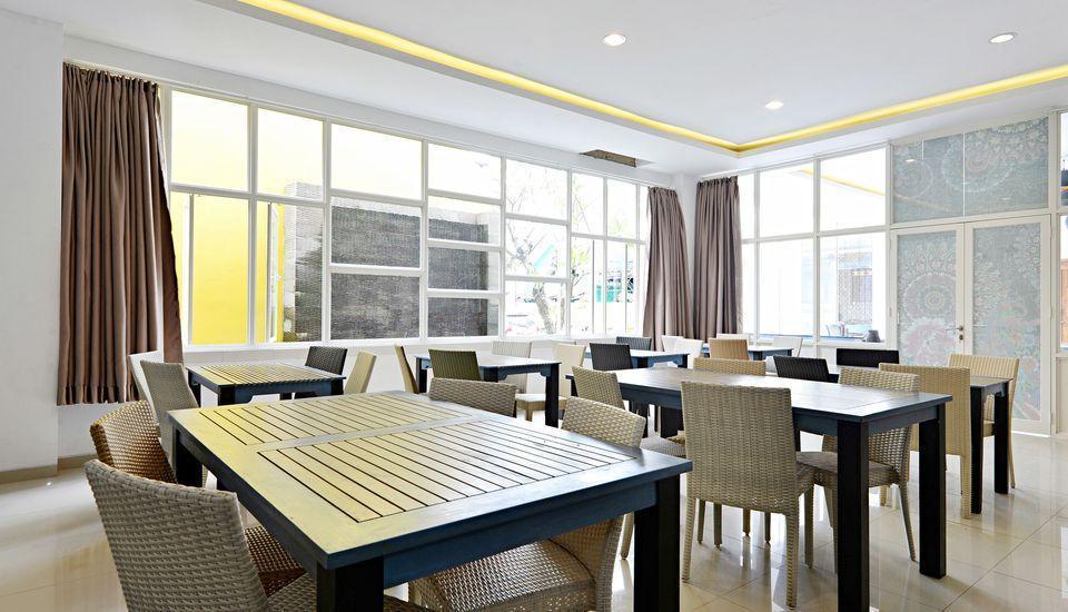 ZenRooms Malioboro Sosrowijayan Sosromenduran - Restoran
