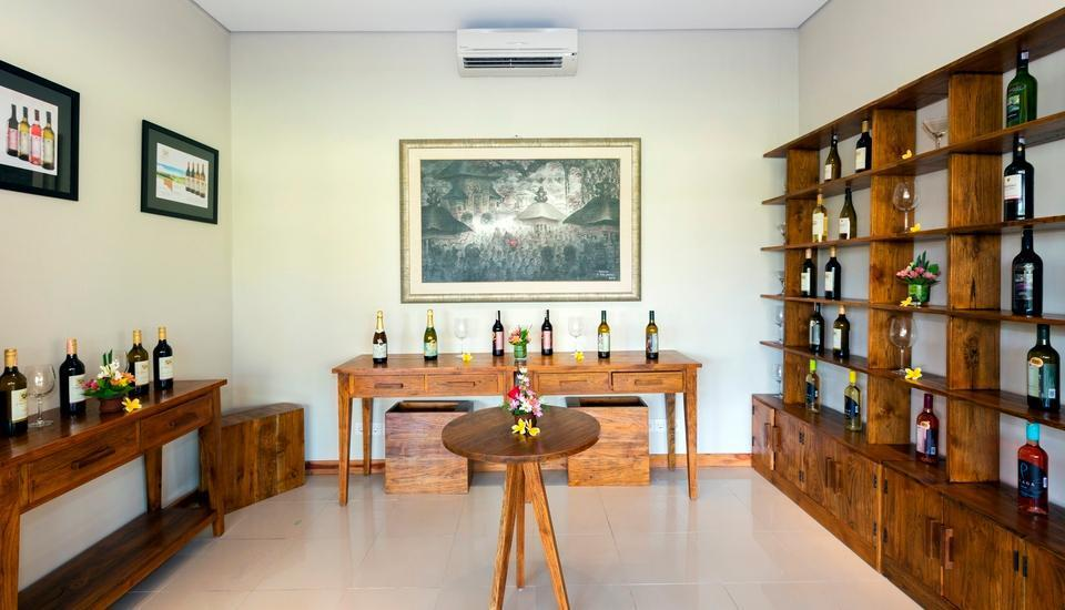 The Lokha Ubud - Wine Shop