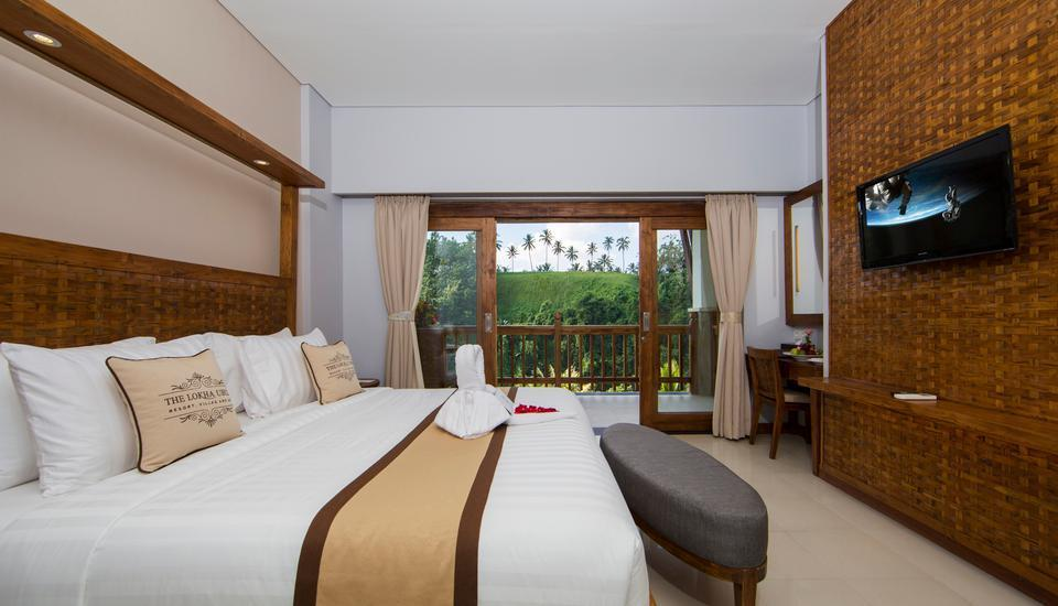 The Lokha Ubud - Suite