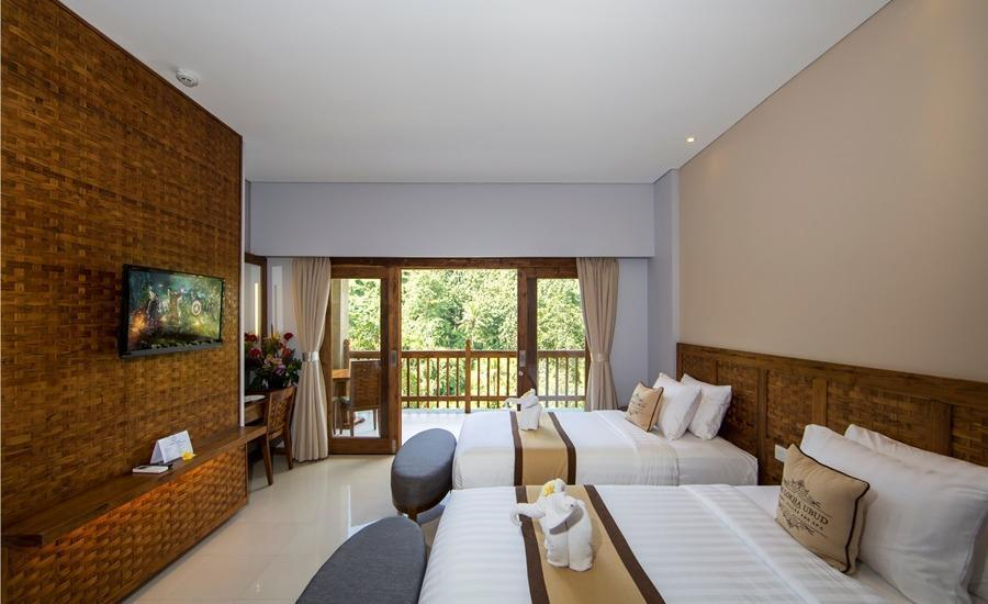 The Lokha Ubud - Suite Room