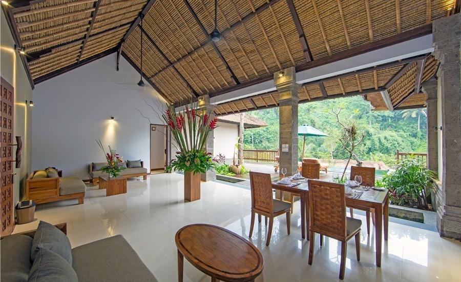The Lokha Ubud - Presidential Villa Regular Plan