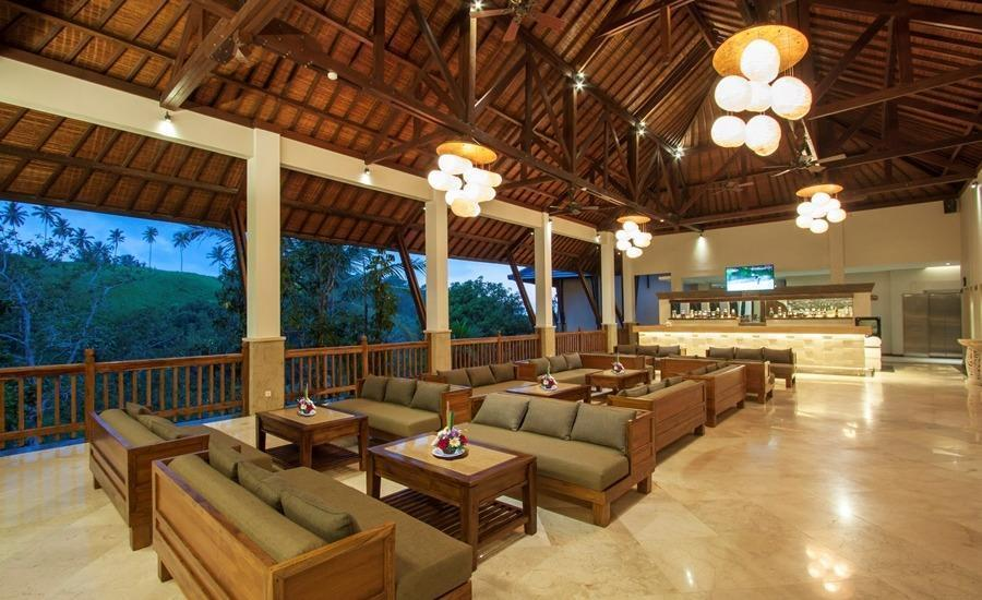 The Lokha Ubud - Lobby & Loung