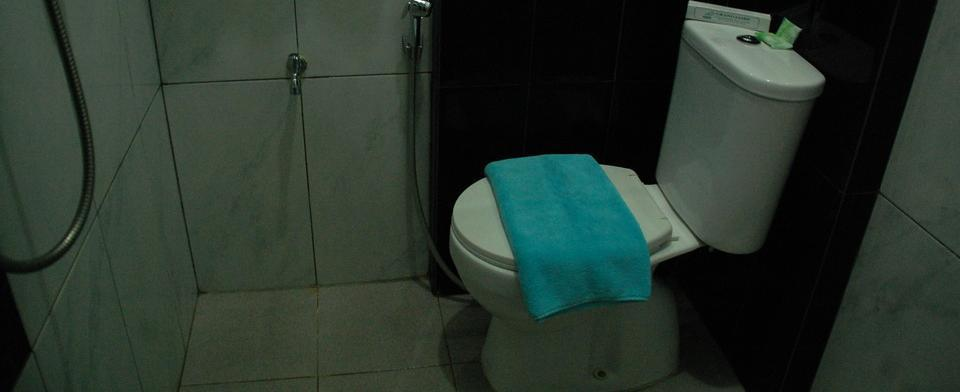 Hotel Syariah Grand Jamee Medan - Bathroom