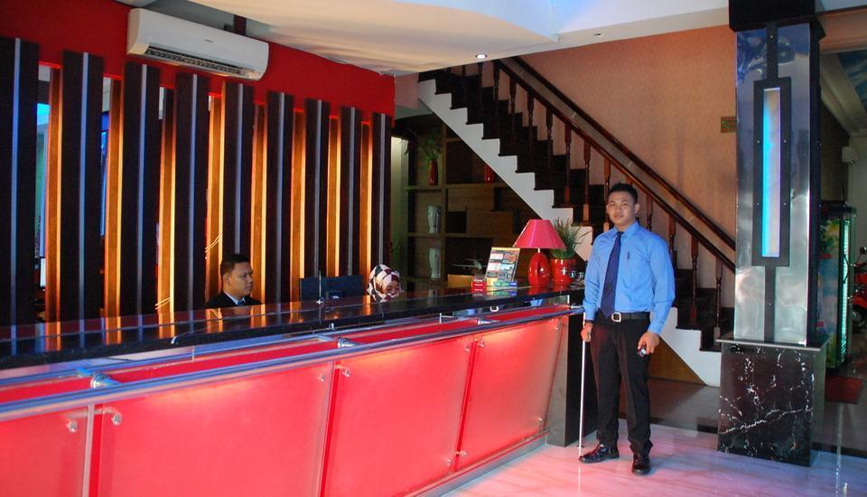 Hotel Syariah Grand Jamee Medan - Reception