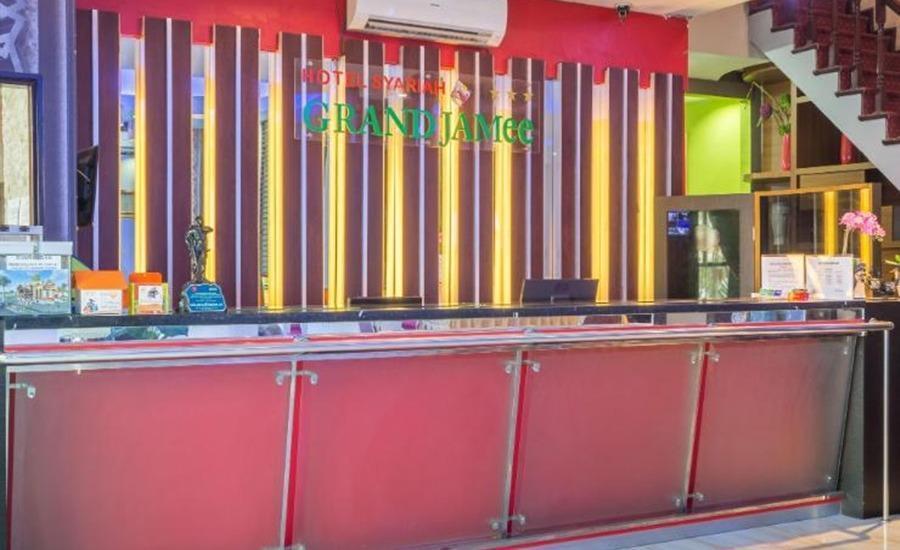 Hotel Syariah Grand Jamee Medan -