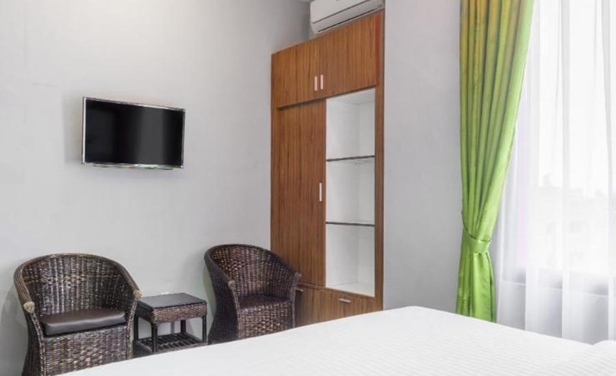Hotel Syariah Grand Jamee Medan - Superior Room Regular Plan