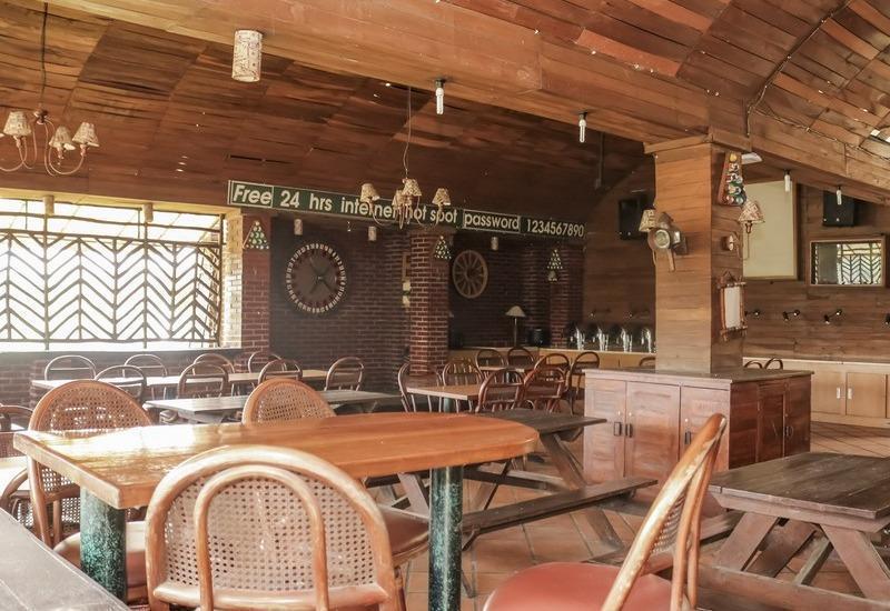 NIDA Rooms Bandung Marvell City Cibogo - Restoran