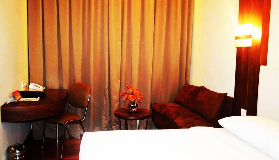 Grand Cikarang Hotel Bekasi - Kamar Deluxe Regular Plan
