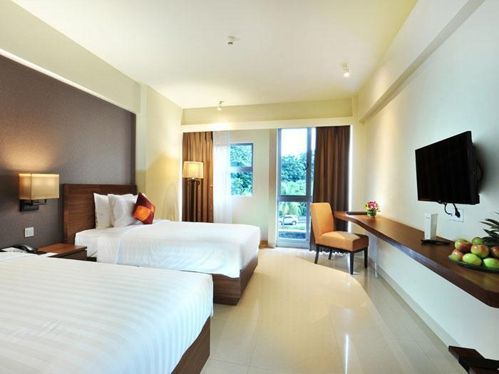 Discovery Hotel Ancol - Deluxe Room With Breakfast Promo Non-Refundable