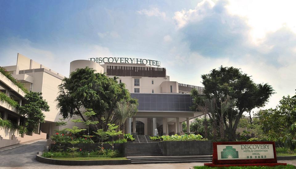 Discovery Hotel Ancol - Bangunan hotel